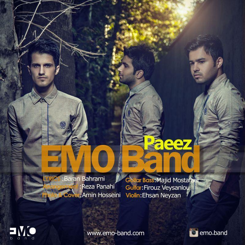 متن آهنگ پاییز از امو بند (Emo band, paeez)