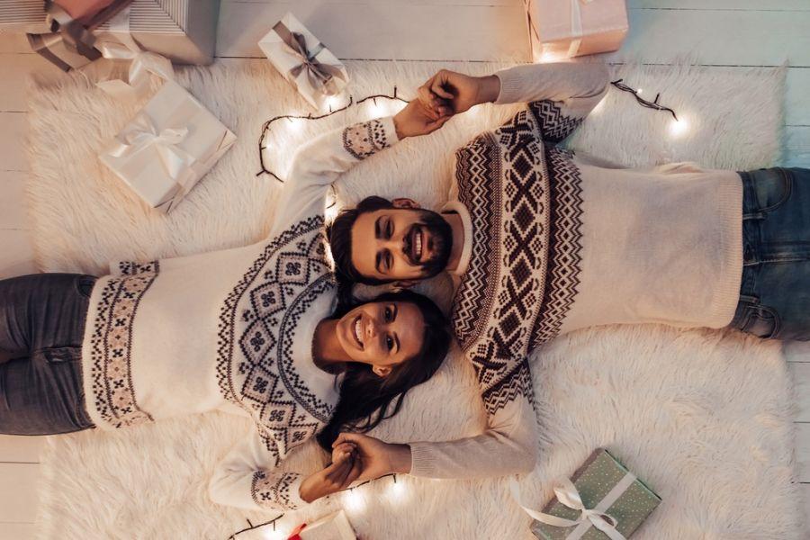 پیام تبریک عاشقانه و رومانتیک جشن سال نو (۹۸)