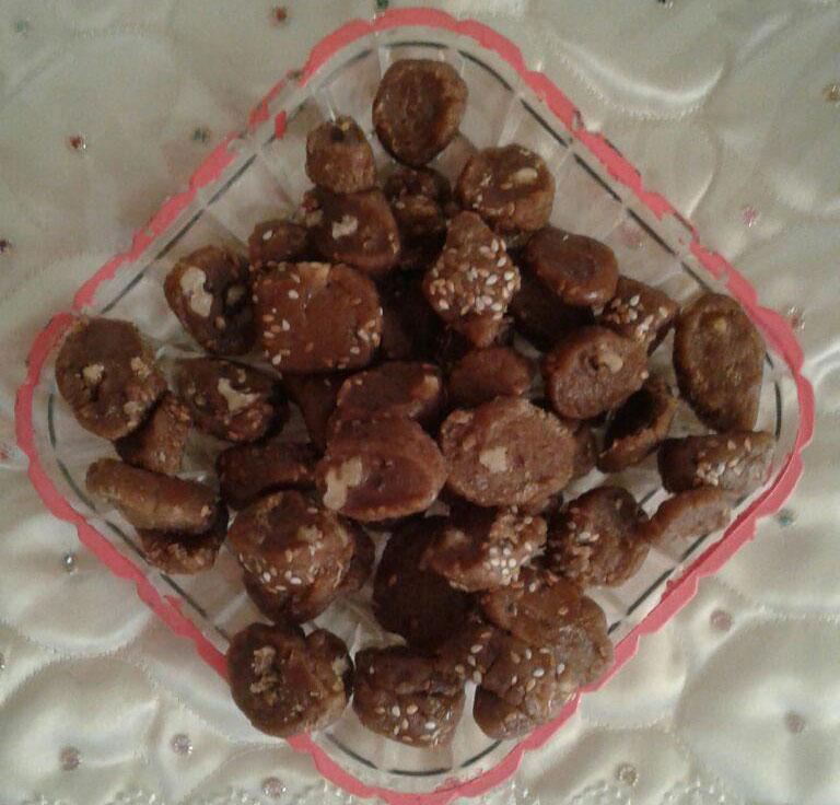 دستور پخت حلوا سلیجه (حلوی محلی مردم دلیجان)