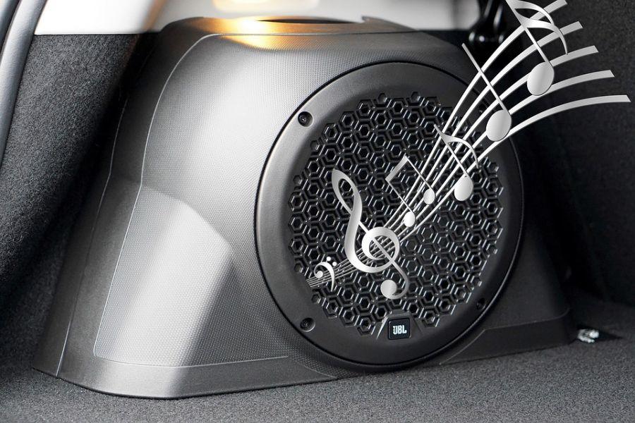 لیست قیمت سیستم صوتی خودرو
