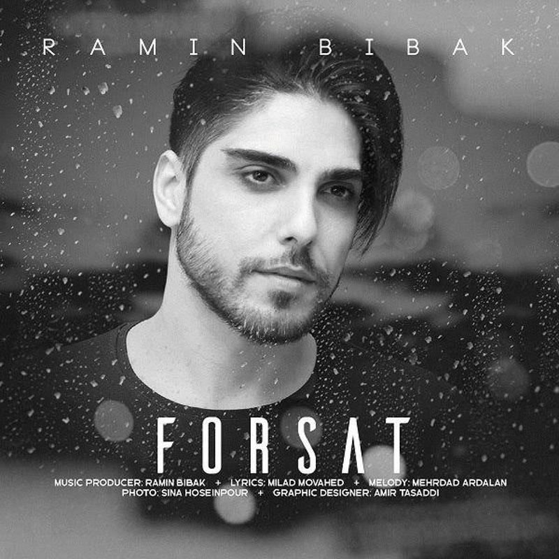 متن آهنگ فرصت  از رامین بی باک (Ramin Bibak | Forsat)