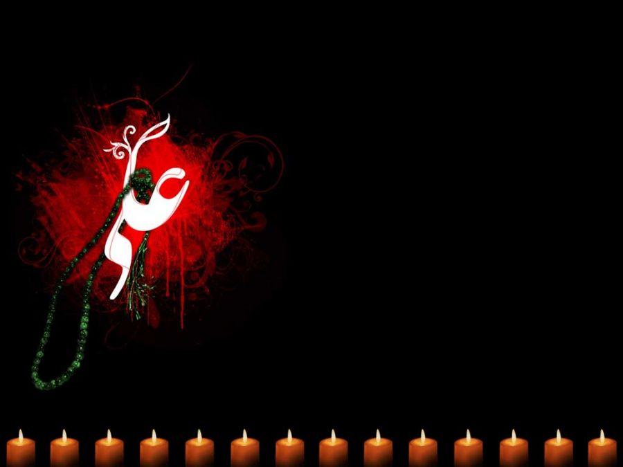شعرهای غم انگیز شب قدر در وصف ضربت خوردن و شهادت حضرت علی (ع)
