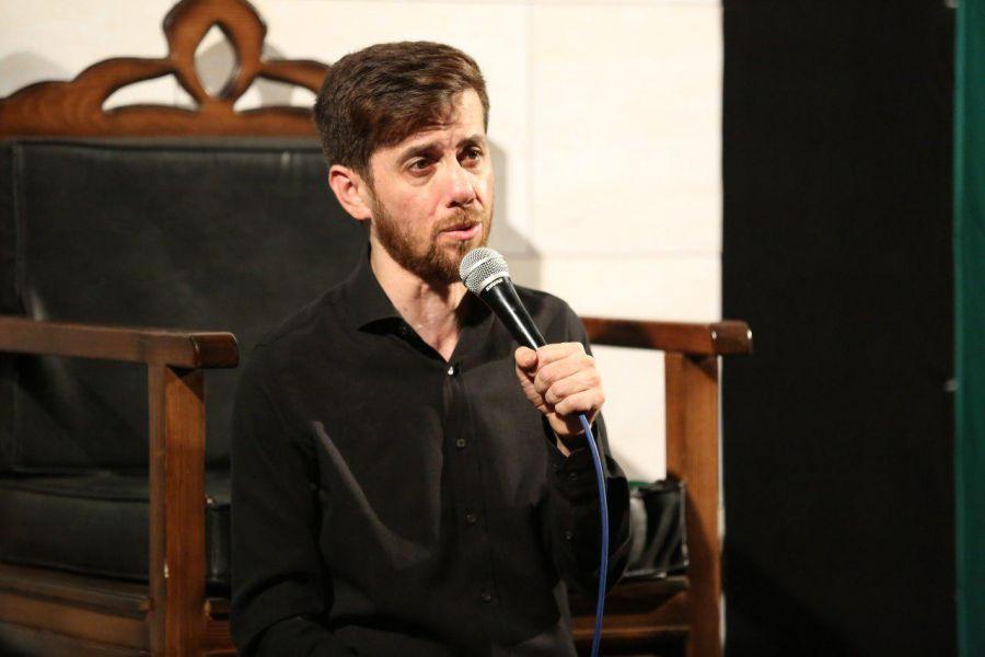 گلچین مداحی شهادت حضرت علی با صدای کربلایی حسن حسینخانی