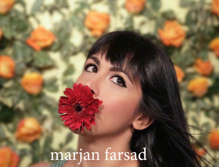 متن آهنگ پرتقال من از مرجان فرساد (Porteghale Man ,Marjan Farsad)