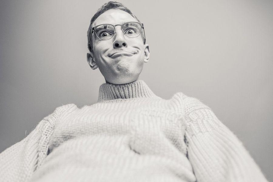 جوک و متن خنده دار: بخونی ضرر نداره اگه میخوای یکم حالت خوب شه