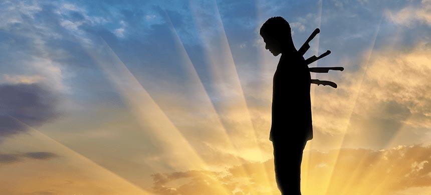 ۱۲۰ متن و جمله جدید فاز سنگین در مورد خیانت و نامردی