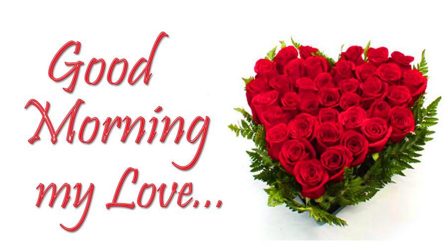 عاشقانه ترین، قشنگ ترین متن و جملات صبح بخیر گفتن به عشق مهربونم