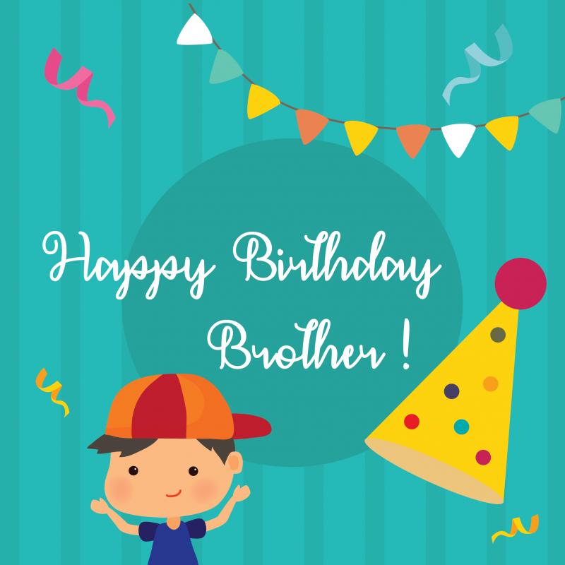 جدیدترین متن و جملات تبریک تولد به برادر | مرسی که هستی داش گلم