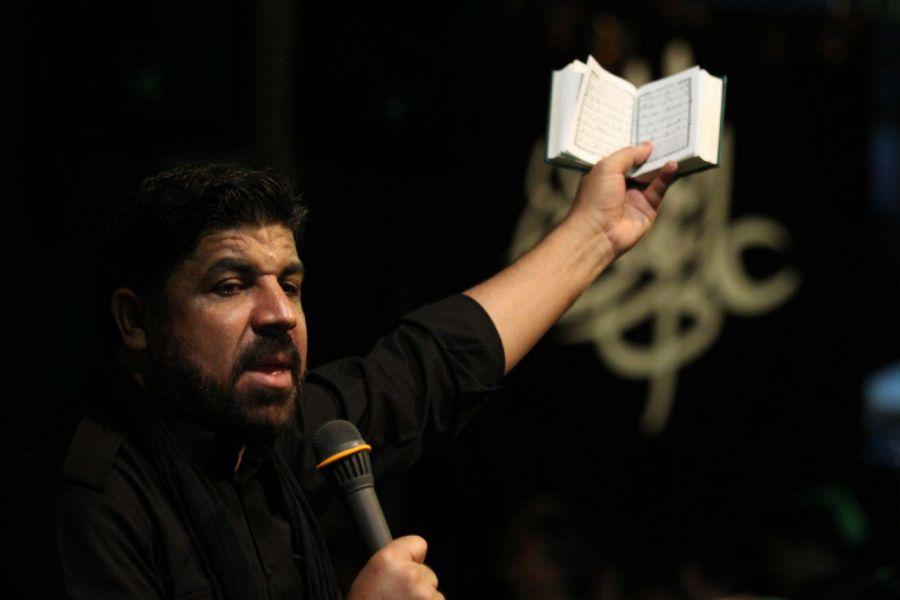 دانلود و متن نوحه غمگین اربعین جا ماندم از کربلا از مجتبی رمضانی