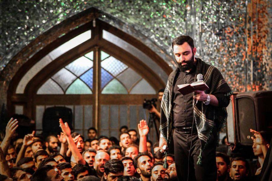 دانلود سوزناک ترین مداحی های شهادت امام حسن عسکری از جواد مقدم