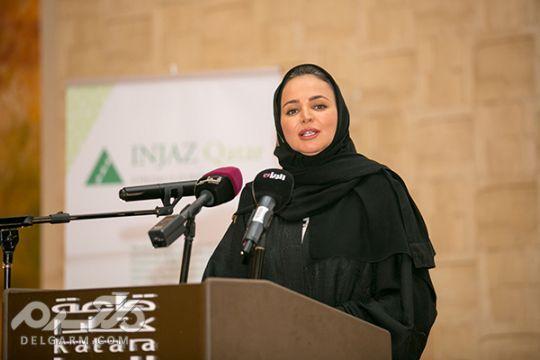10 زن زیبا و پولدار مسلمان - هنادی بن ناصر ال تانی