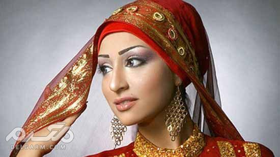 10 زن زیبا و پولدار مسلمان - فاطمه کلثوم زهر گداباری
