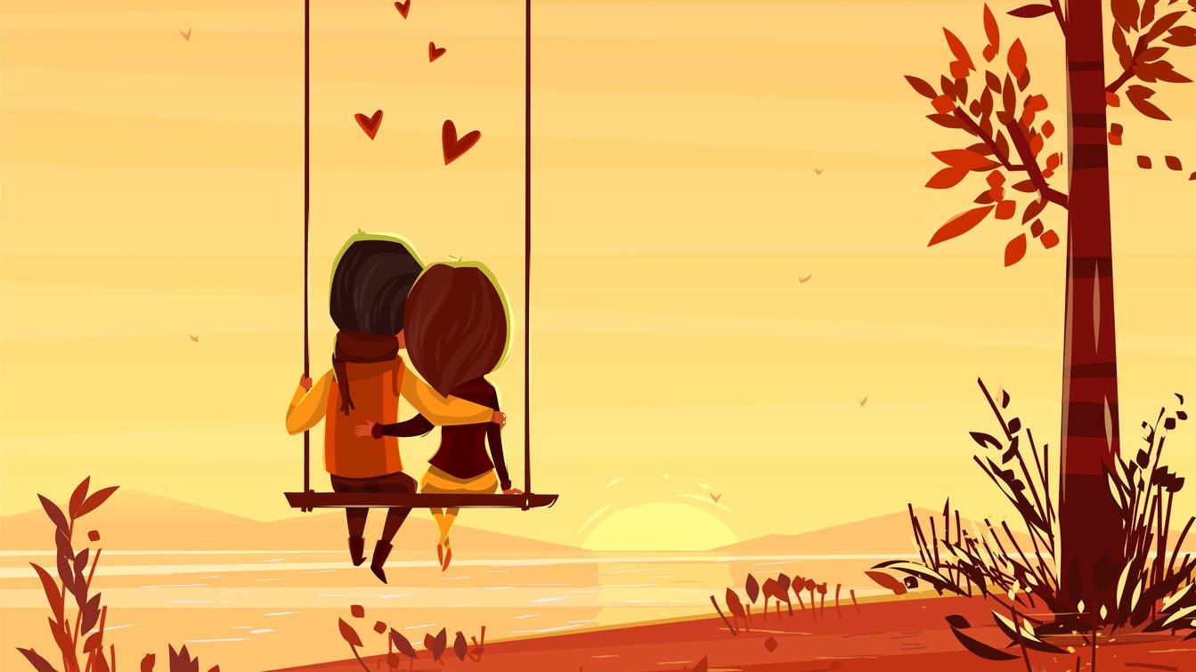 11 علامتی که نشان میدهد شما عاشق شده اید
