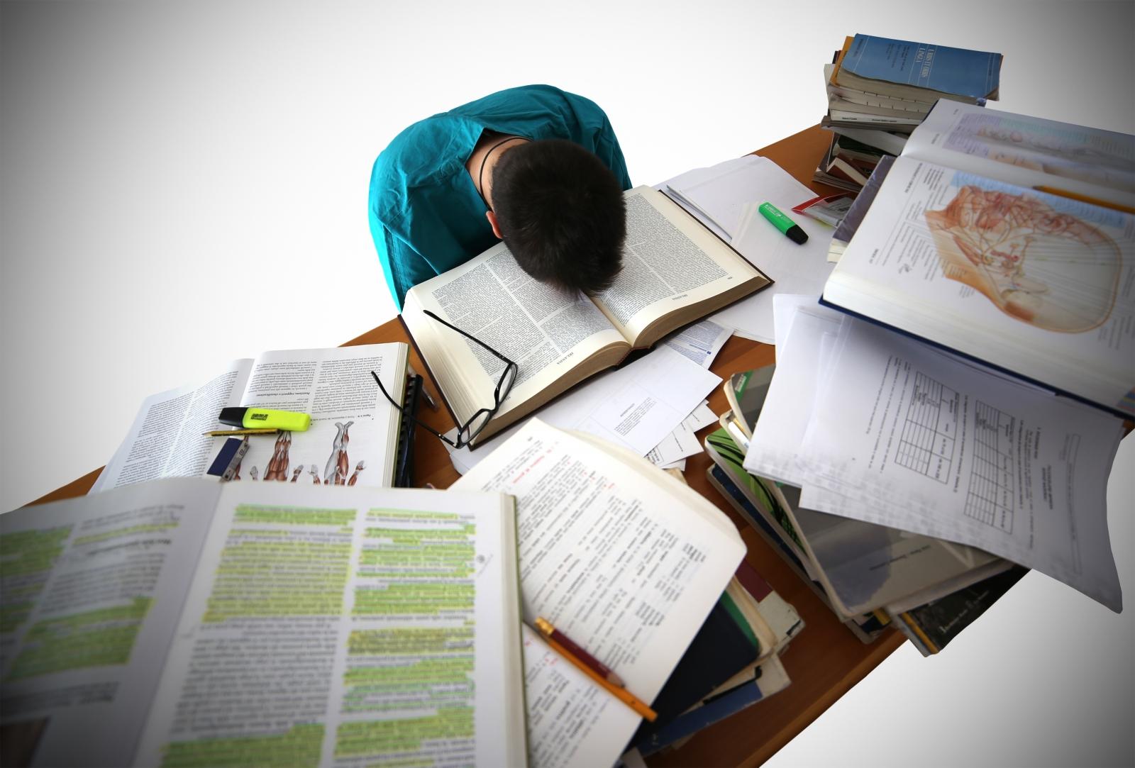 چگونه درس بخوانیم؟
