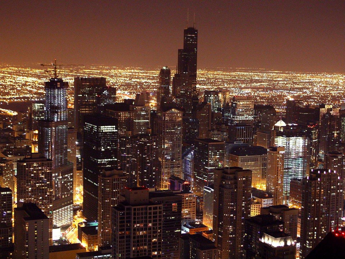 شیکاگو گرانترین شهر های دنیا