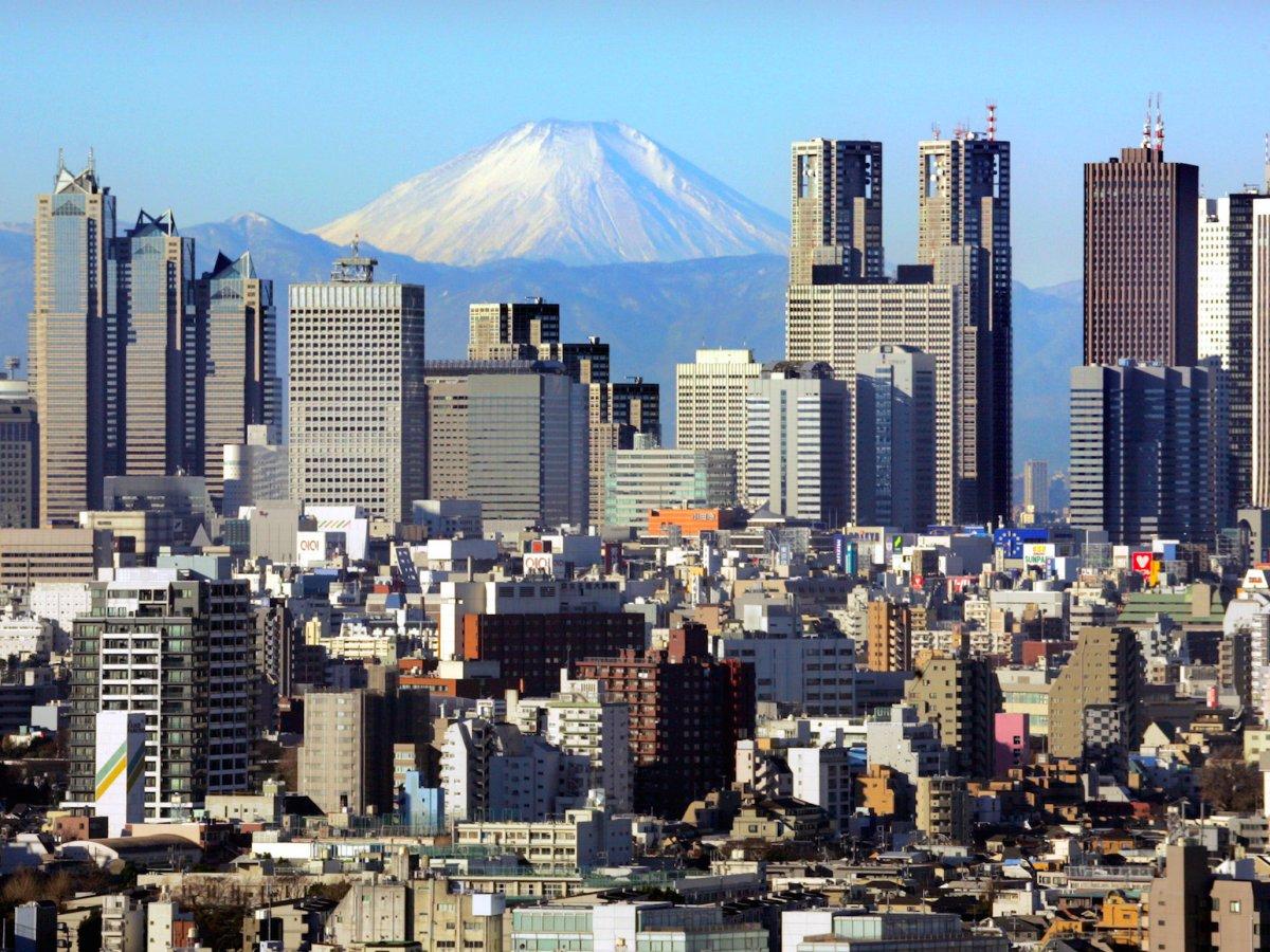 توکیو گرانترین شهر های دنیا