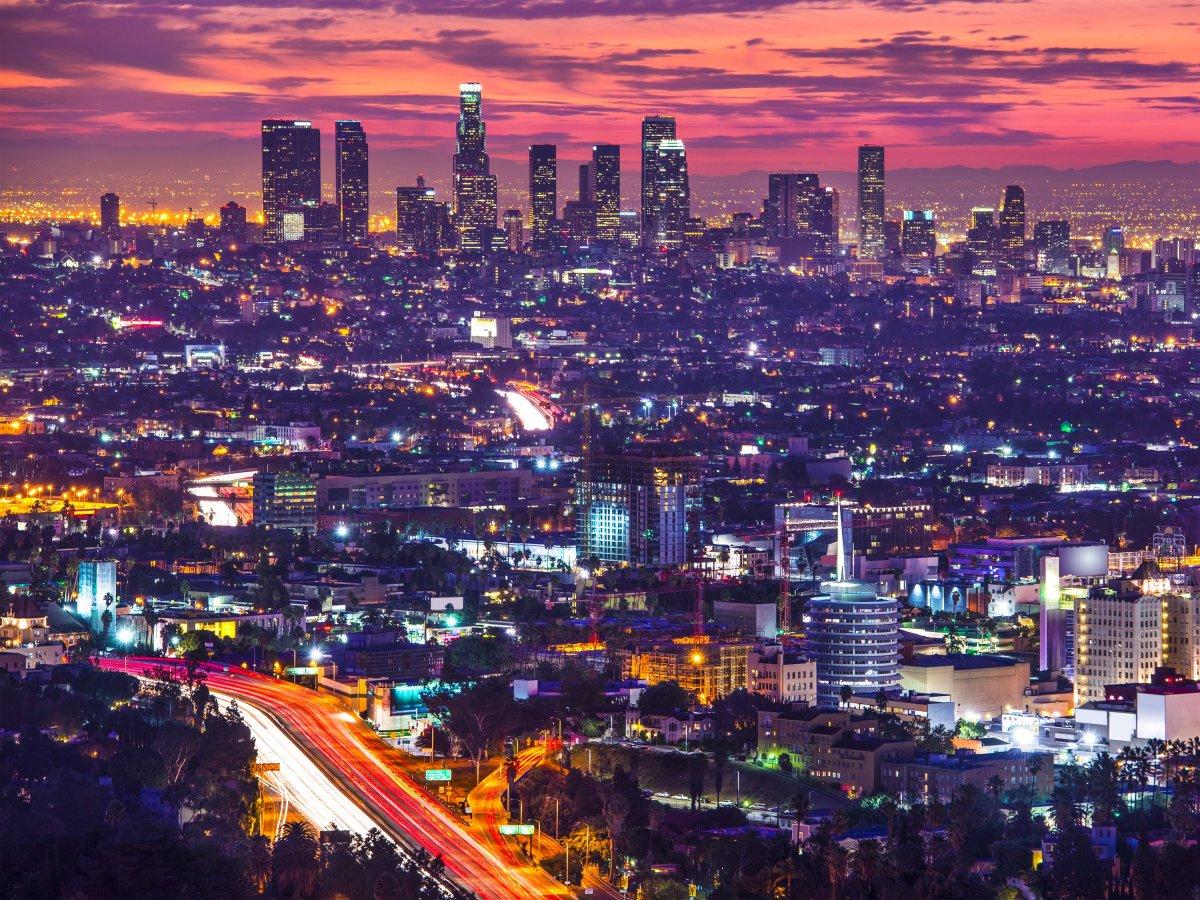 لس آنجلس گرانترین شهر های دنیا