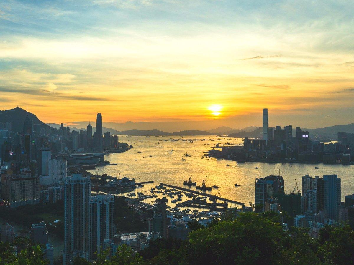هنگ کنگ گرانترین شهر های دنیا