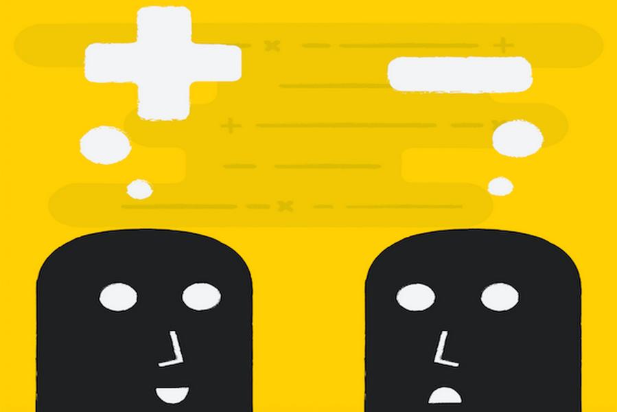 آیا توانایی لازم برای مقابله با افکار منفی را دارید؟