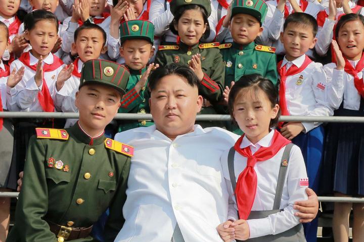 فرزندان کیم جونگ اون