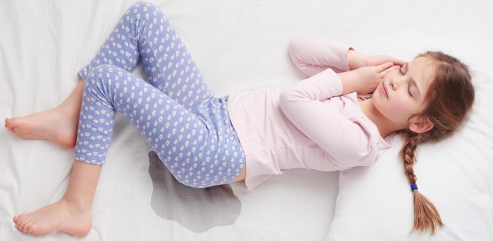 روش های درمان خانگی شب ادراری کودک