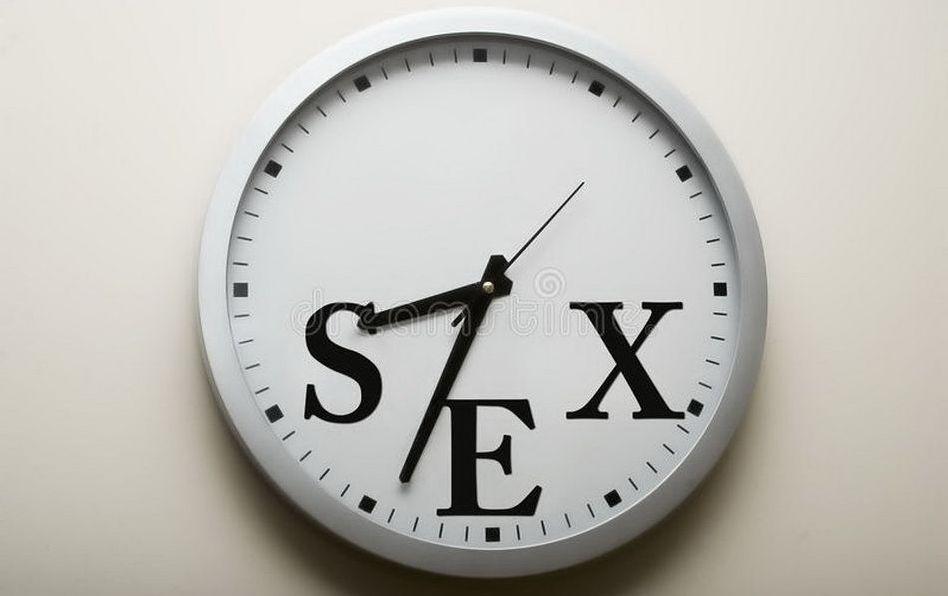 مدت زمان رابطه جنسی چقدر باید طول بکشد؟