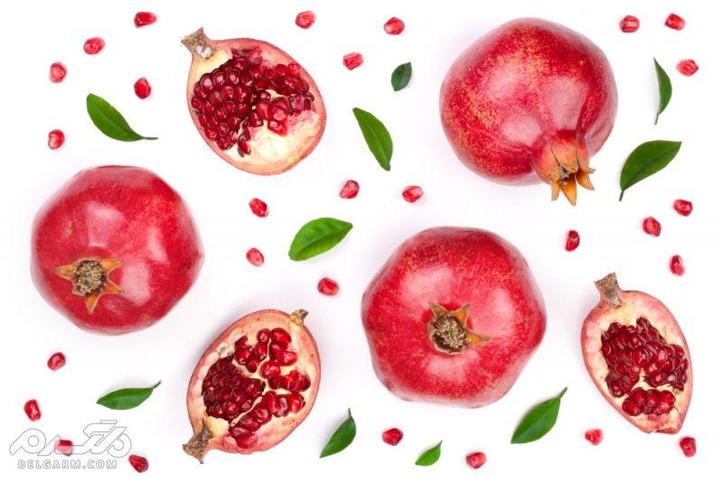خواص انار ، انار ، فواید انار ، خواص درمانی انار ، فواید دارویی انار ، انار برای سلامتی