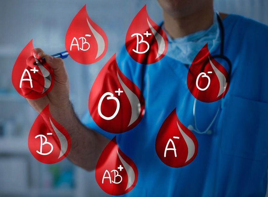 همه آنچه باید درمورد گروه های خونی بدانید