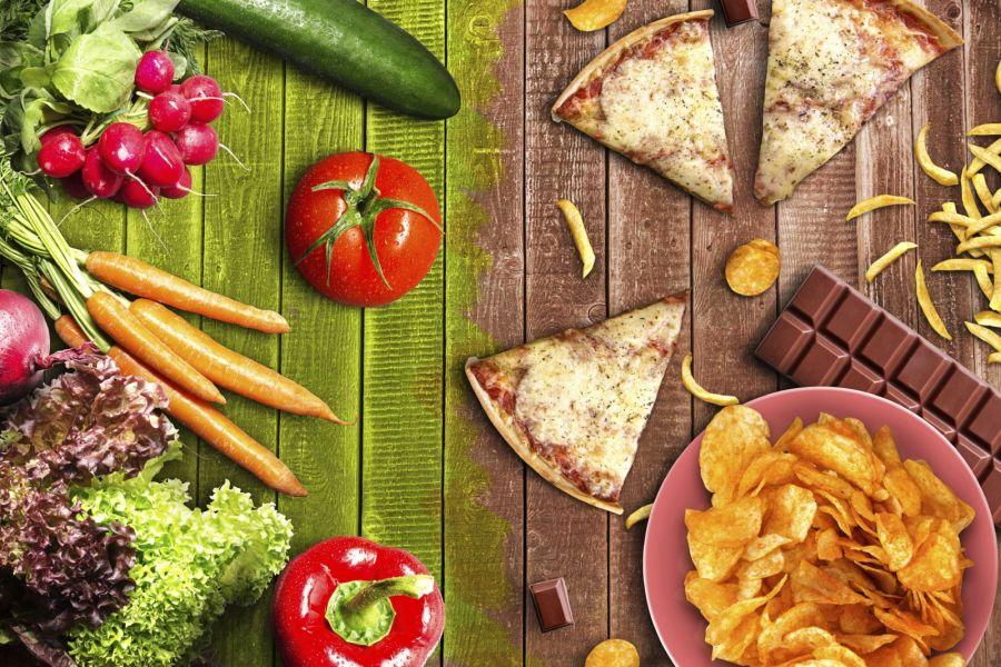 تغذیه سالم: چگونه تغذیه سالمی داشته باشیم؟