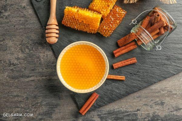 دارچین و عسل
