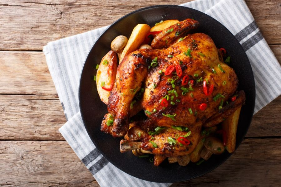 دستور تهیه ۱۰ غذای جدید و خوشمزه با مرغ