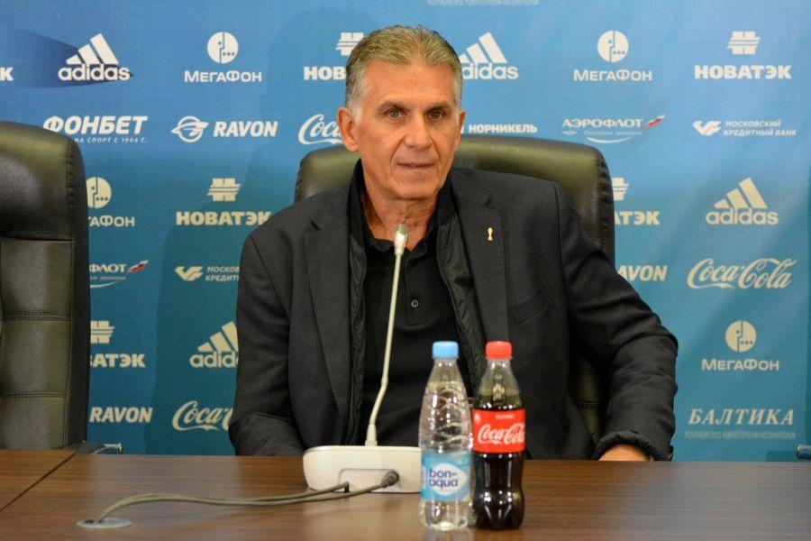 همه چیز درباره کارلوس کی روش سرمربی تیم ملی فوتبال ایران