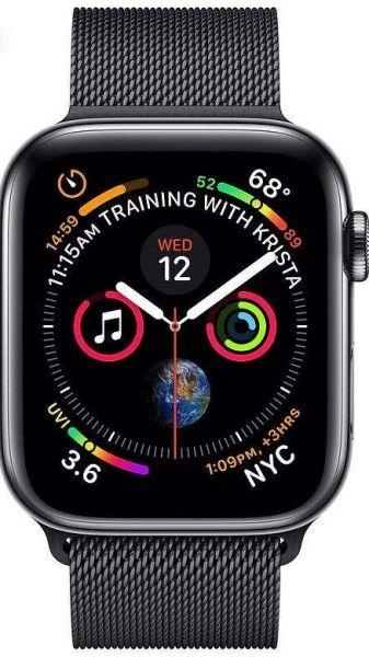 ساعت هوشمند اپل واچ سری 4 سلولار