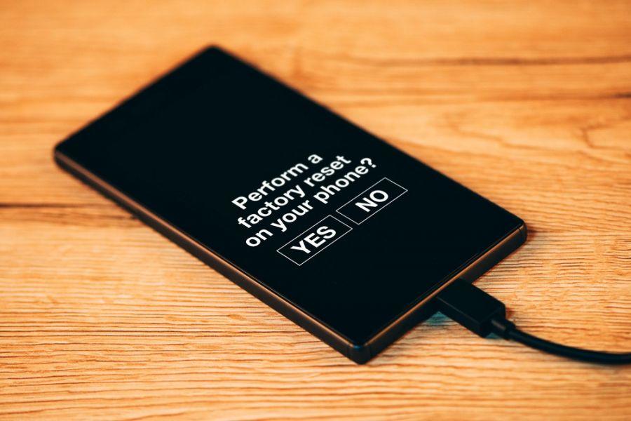 آموزش آسان ریست فکتوری (Reset Factory) انواع گوشی موبایل