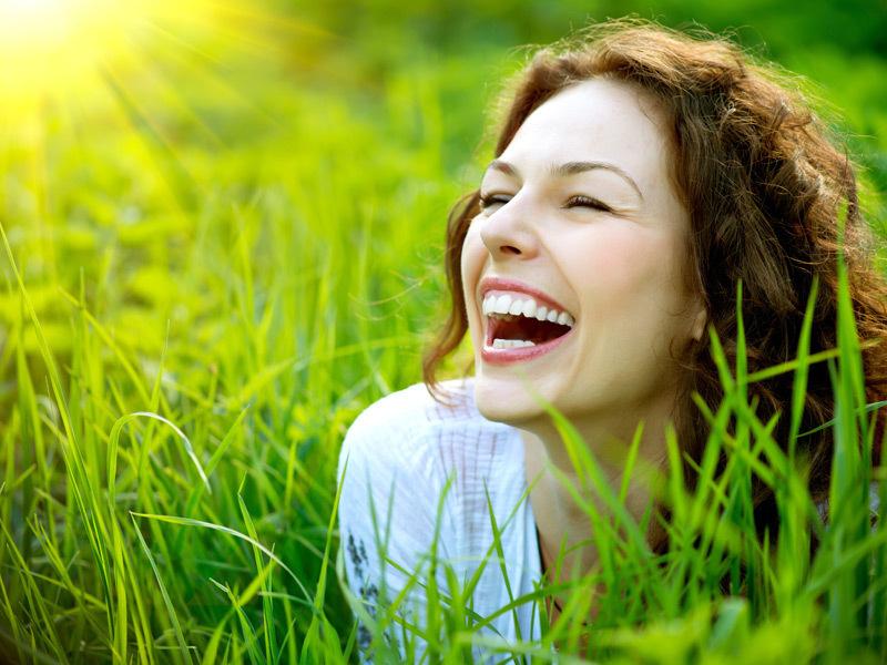 تاثیر خندیدن بر سلامتی