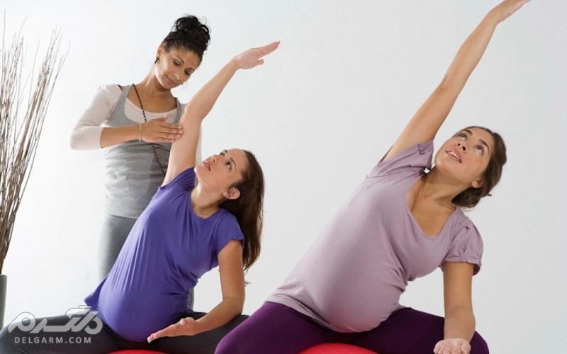 ورزش متعادل و باروری