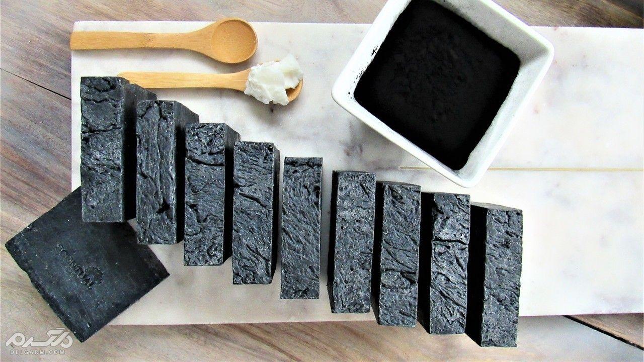 صابون زغال مناسب انواع پوست