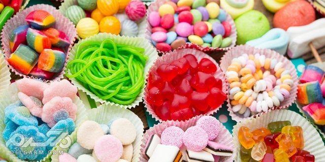 شیرینی های مصنوعی