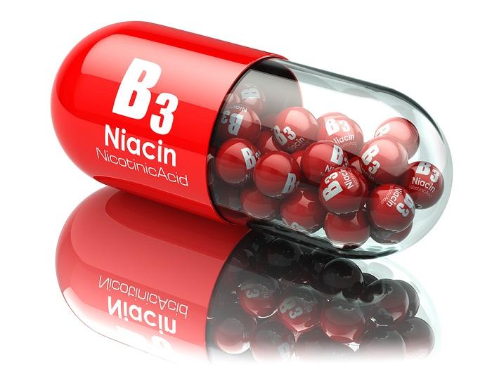 موارد مصرف و عوارض کمبود ویتامین B3 (نیاسین)