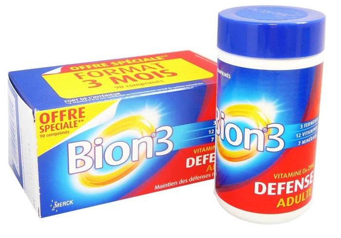 مزایای شگفت انگیز مصرف قرص Bion3