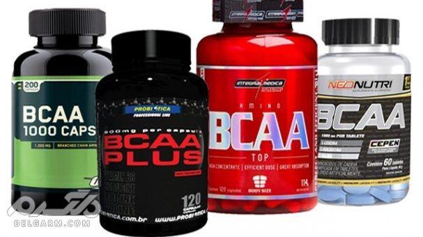 مکمل BCAA