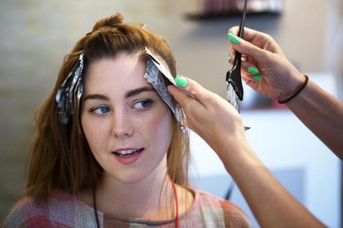 حساسیت نسبت به رنگ مو و پیشگیری و درمان آن