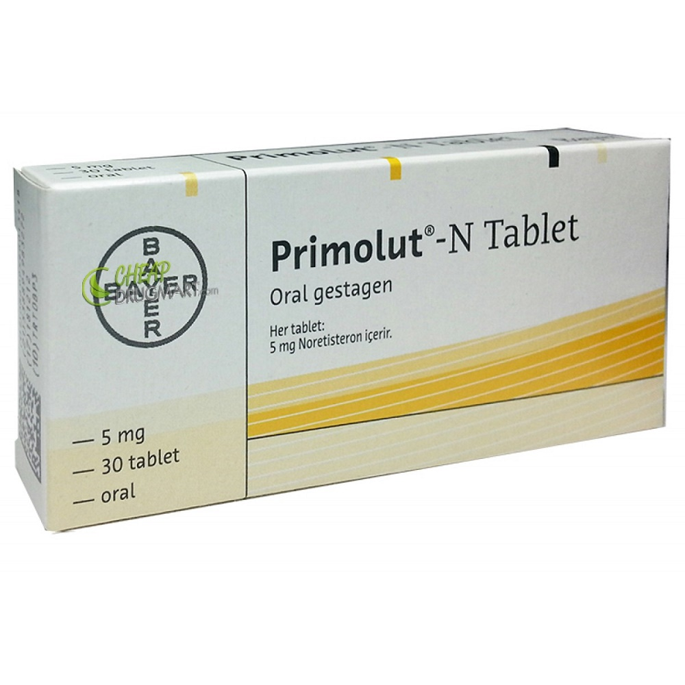 آشنایی با قرص تاخیر قاعدگی پریمولوت (Primolut)