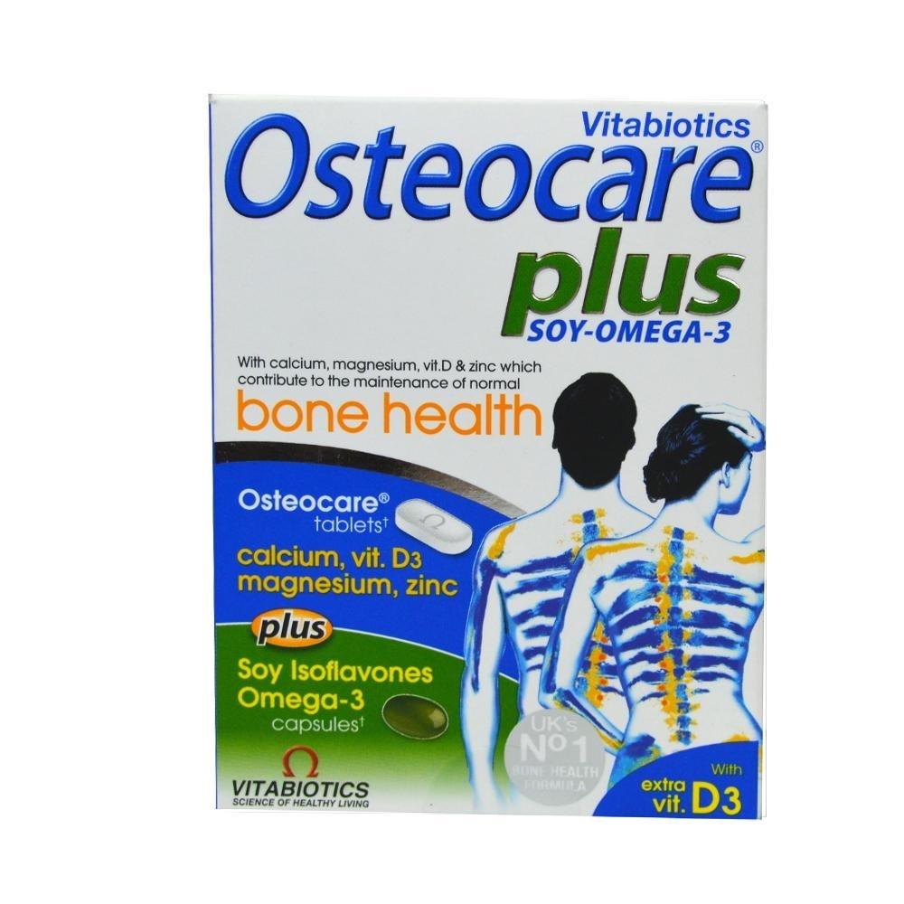 مزایای باورنکردنی مصرف قرص استئوکر  (Osteocare)