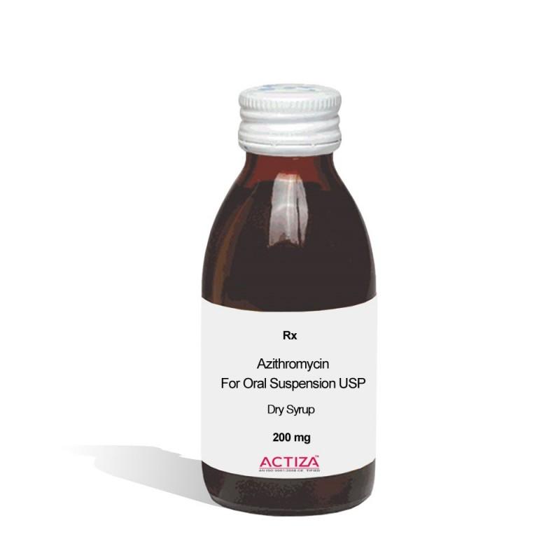 همه چیز در مورد شربت آزیترومایسین