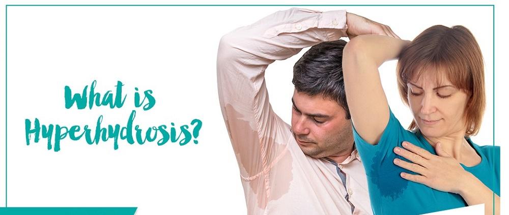بیماری تعریق بیش از حد یا هایپرهیدروزیس