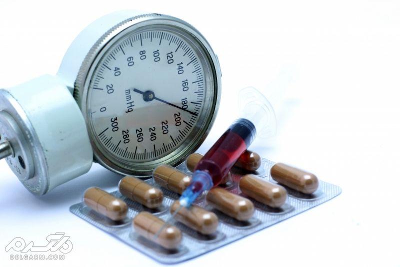 درمان فشارخون