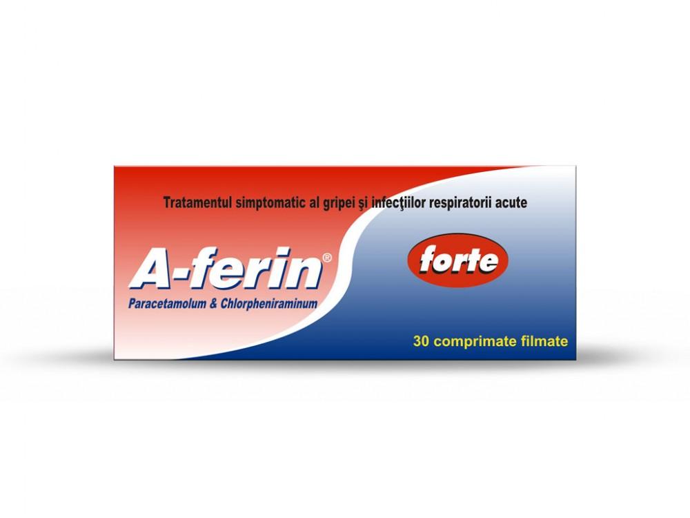 موارد مصرف و عوارض قرص A-ferin