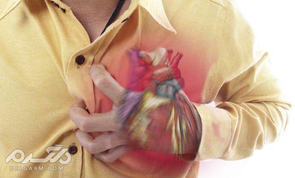 آنژین قلبی