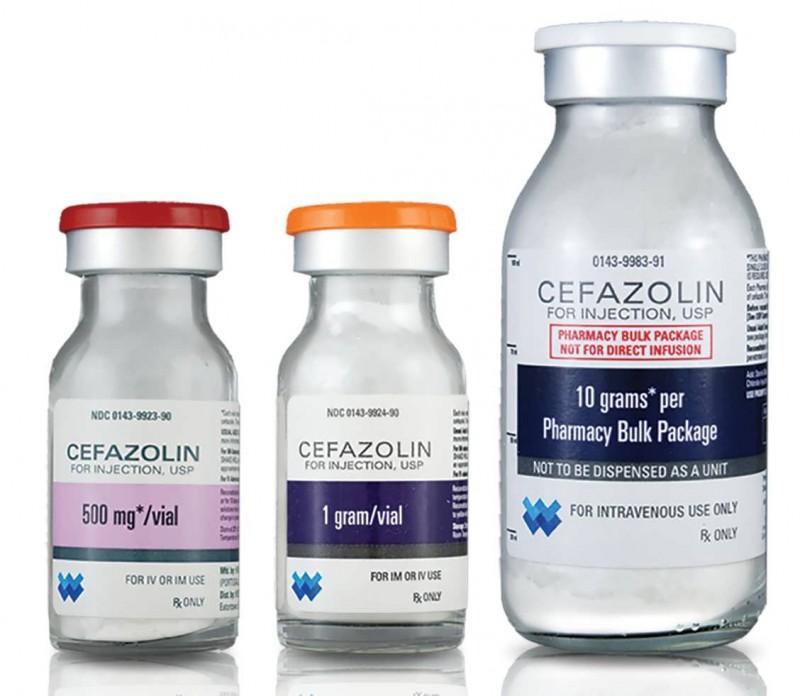 تزریق سفازولین و مواردی که باید در رابطه با آن بدانید